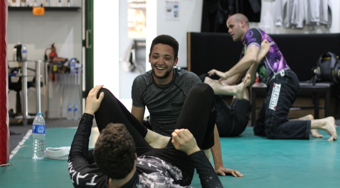 Free Month of BJJ at Fighting Fit BJJ Stafford and Stone