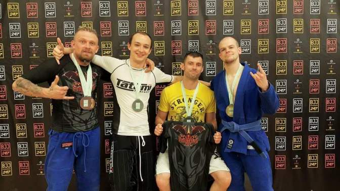 FREE Brazilian Jiu-Jitsu Classes – All January
