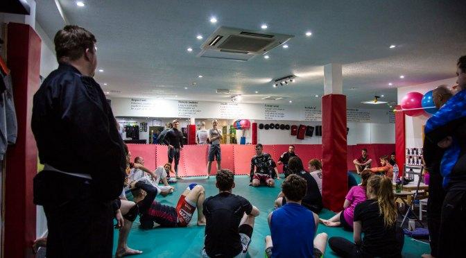 Free Kids and Adults Brazilian Jiu-Jitsu till October!