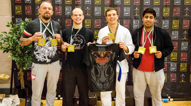 Strong Performance from Fighting Fit Grapplers at the Liverpool Open