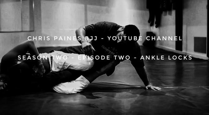 "Chris ""Vilão"" Paines BJJ Instructionals – Season Two – Episode Two"
