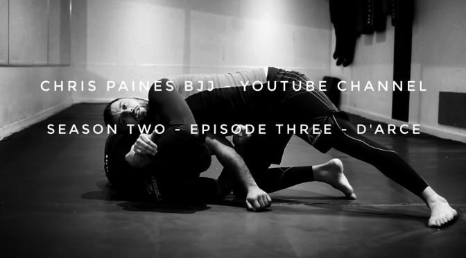 "Chris ""Vilão"" Paines BJJ Instructionals – Season Two – Episode Three"
