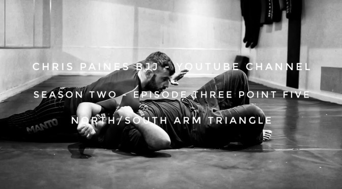 "Chris ""Vilão"" Paines BJJ Instructionals – Season Two – Episode Three Point Five"