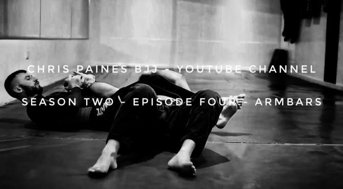 """Chris """"Vilão"""" Paines BJJ Instructionals – Season Two – Episode Four"""